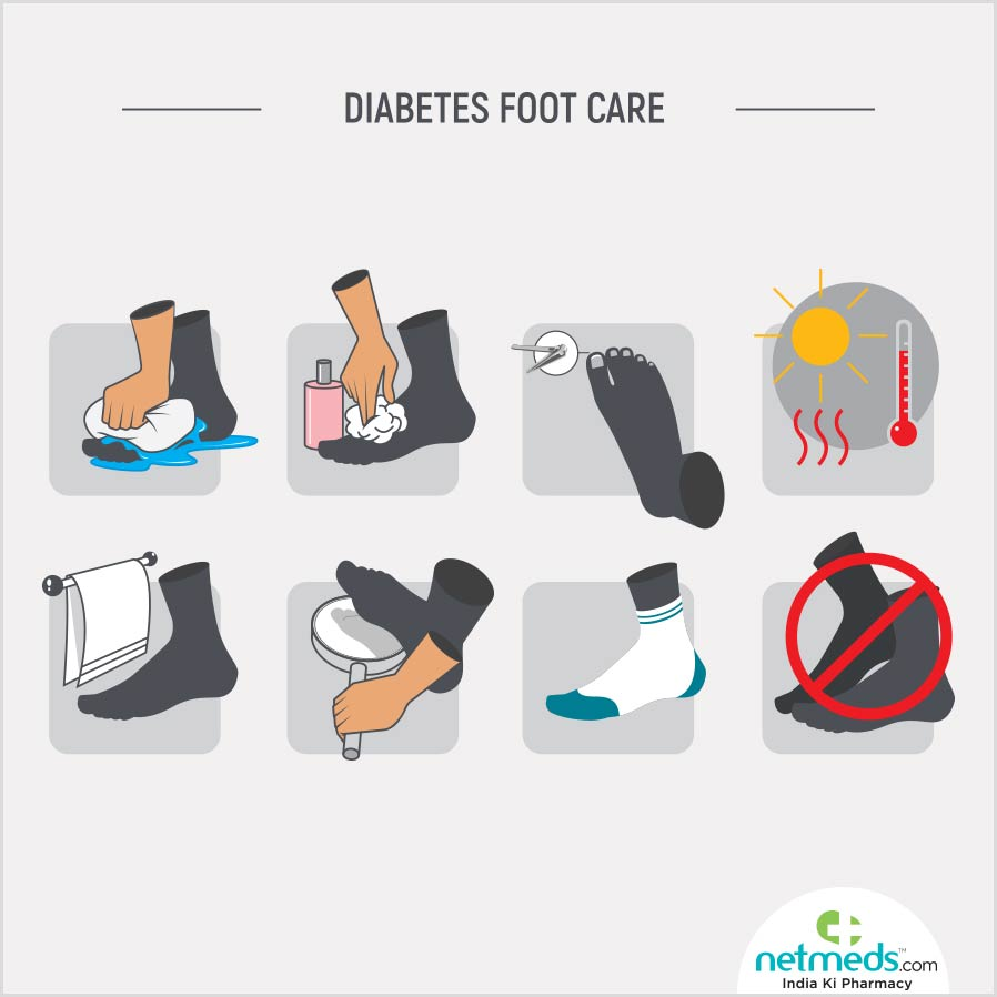 Diabetic Foot Care Simple And Effective Ways To Guard Your Feet