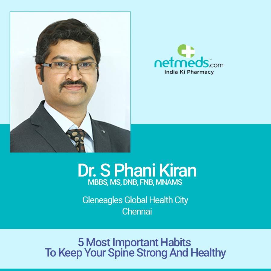 Dr Phani Khan