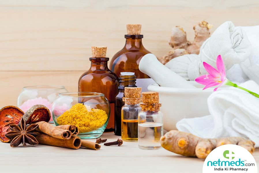 shirodhara oils