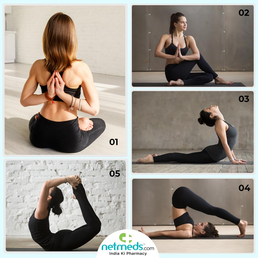 Yoga Poses For Neck And Upper Back Pain