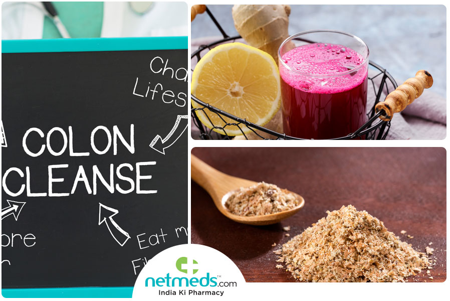 Colon Cleanse 5 Natural And Effective Ways To Detox The System