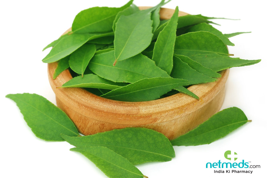 many benefits of curry leaves