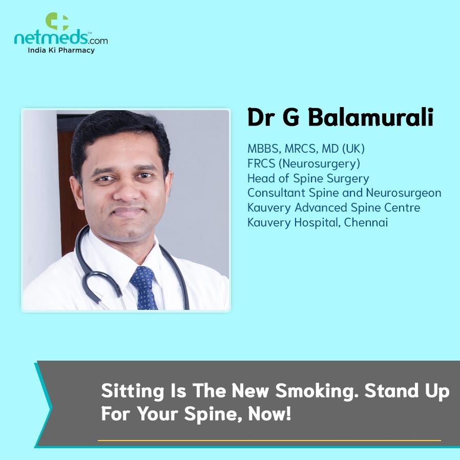 Dr G Balamurali