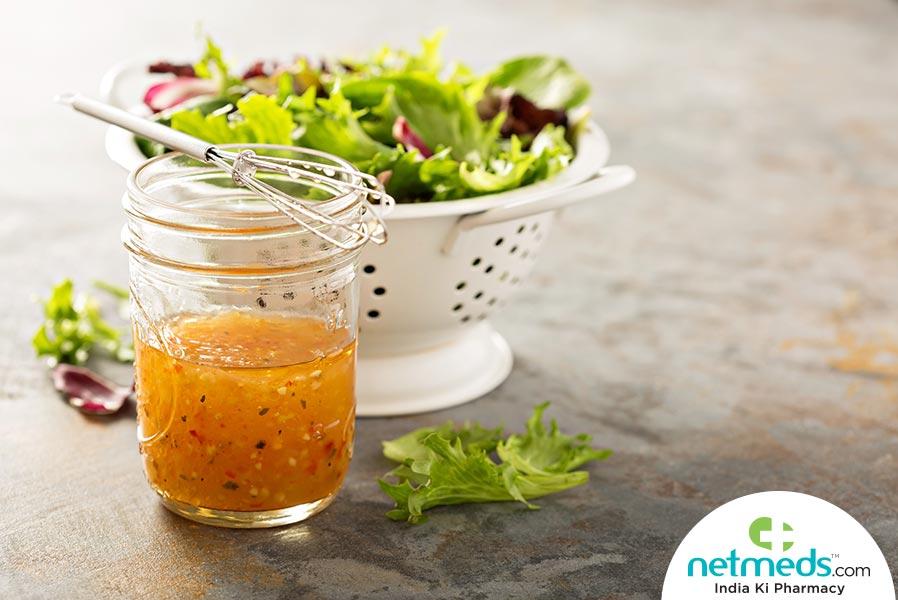 zesty salad dressing