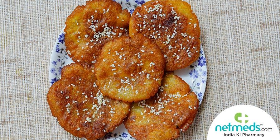 Ariselu Recipe for Navarathri