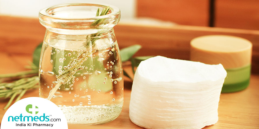 DIY Facial cleansers