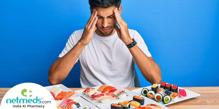 A foodie battling emotional eating disorder