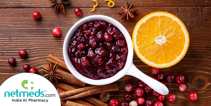 Medicinal And Therapeutic Uses of Dried Cranberries