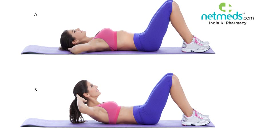 Crunches: Arduous Abdominal Workout