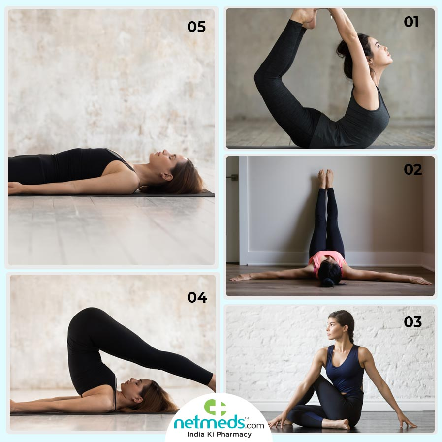 Yogasanas For Diabetes