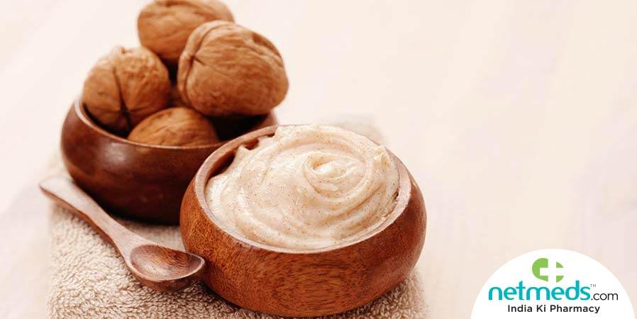 Walnut-Based Skin Care Products