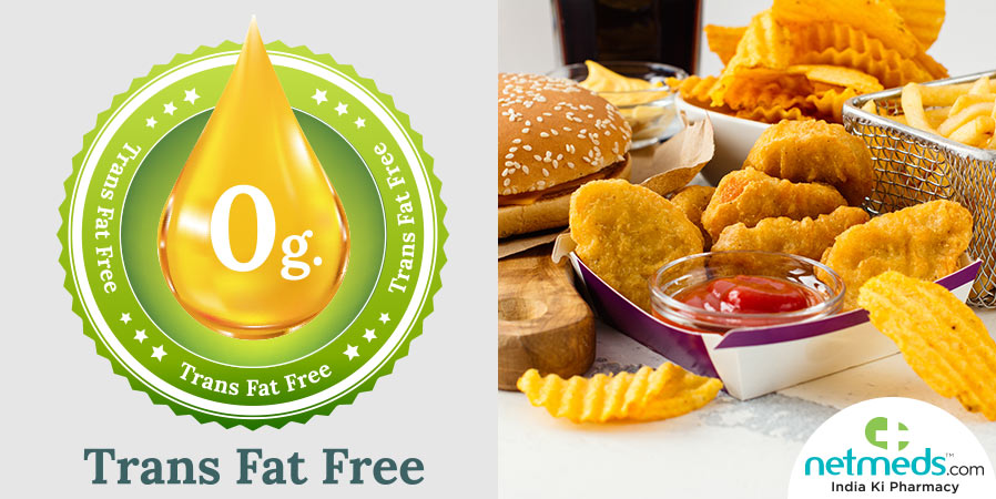 Trans Fat Free and Junk Food