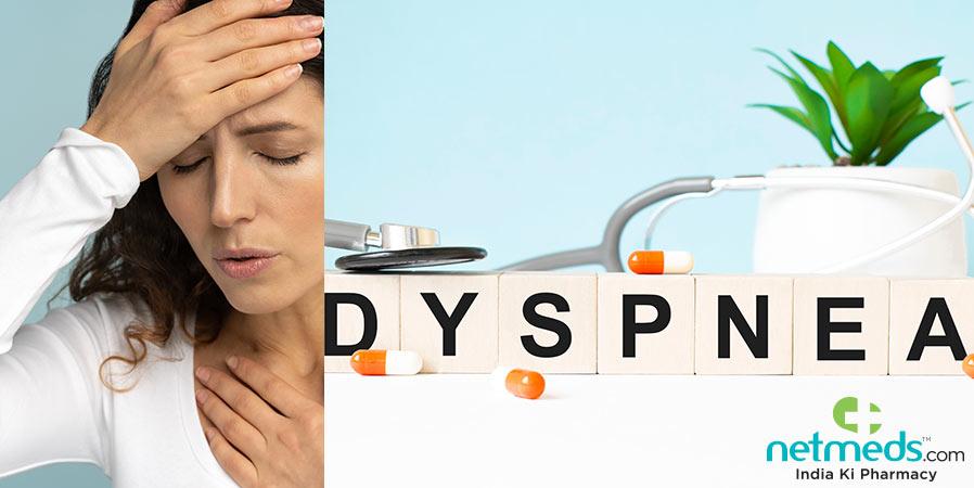 Woman with Dyspnea