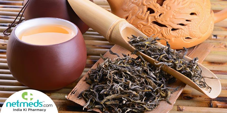 Oolong and tea
