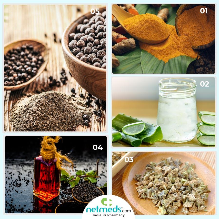 ayurvedic herbs to treat gallstones