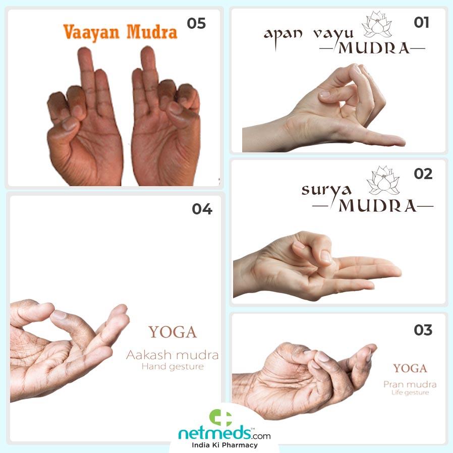 Super-effective hand gestures to manage hypertension