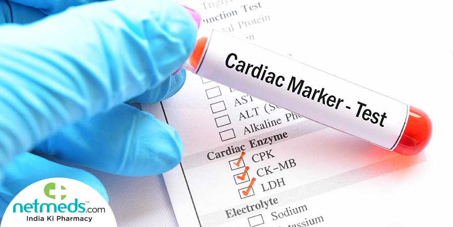 Cardiac Marker Test