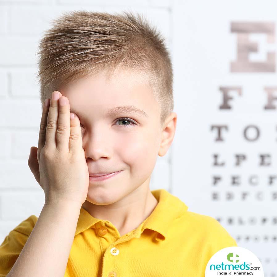 Lazy Eye In Childhood Impairs Brain Functions: Study