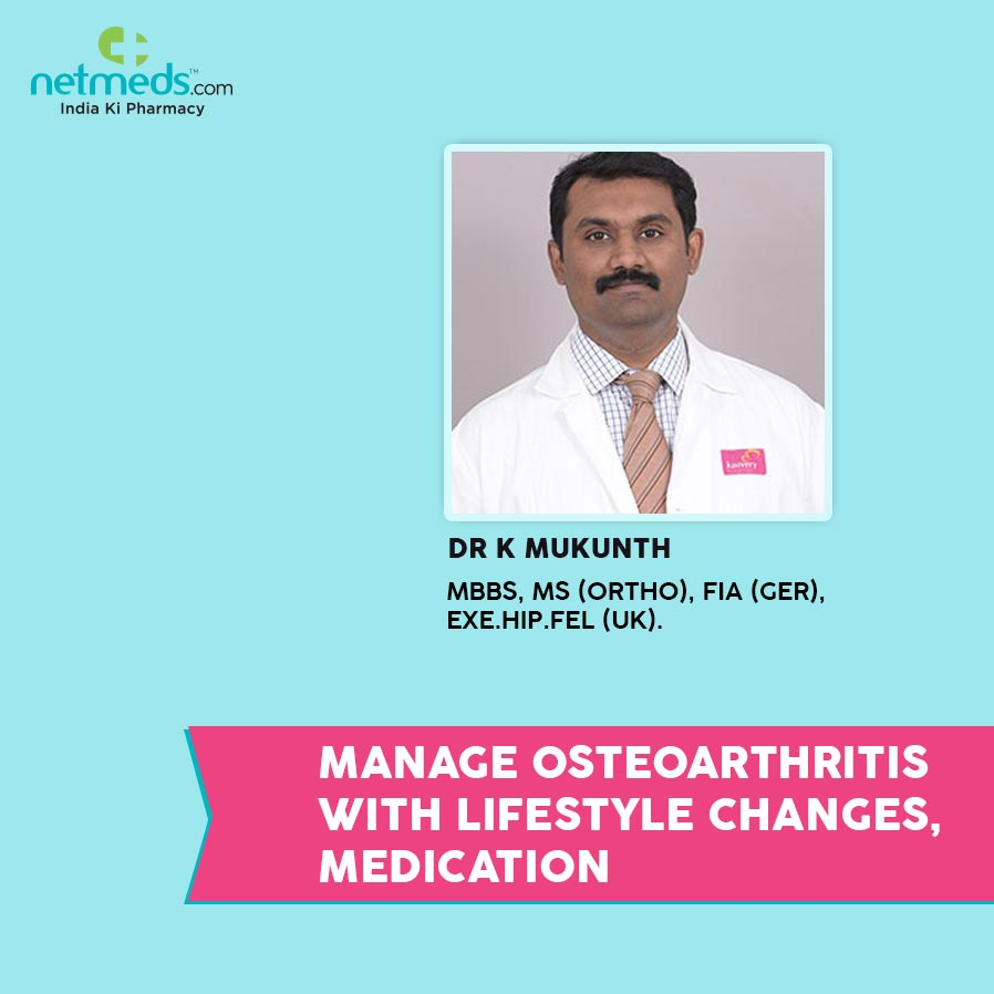 Osteoarthritis With Lifestyle Changes