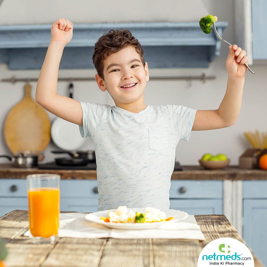 Introduce your child to a Healthy Lifestyle