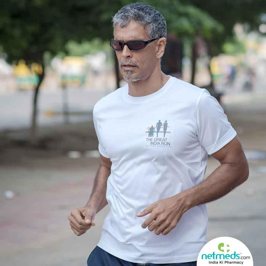 Fitness Mantras of Milind Soman