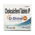 D Shine 60K Tablet 4'S
