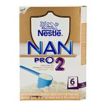 Nestle Nan Pro 2 (6 Months+) Powder 400 gm (Refill Pack)
