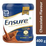 Ensure Nutritional Powder - Chocolate Flavour 400 gm (Pet Jar)