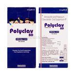 Polyclav BD Dry Syrup 30ml