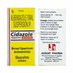 Cidazole Suspension 10ml