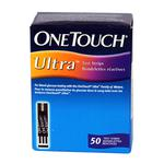 Onetouch Ultra Test Strip 50's