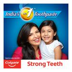 Colgate Strong Teeth Anti-Cavity Toothpaste - Saver Pack 300 gm
