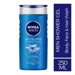 Nivea Men Vitality Fresh Shower Gel 250 ml