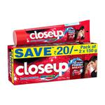 Close Up Red Hot Toothpaste (150 + 150 gm)