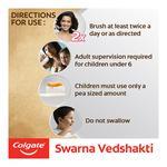 Colgate Swarna Vedsakthi Toothpaste 100 gm