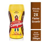 Complan Royale Chocolate Pet Jar 200 gm