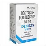Decitas 50mg Injection 1 's