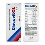 Zincovit CL Syrup 200ml