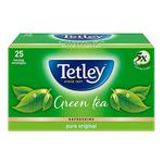 Tetley Pure Original Green Tea Bags 25's