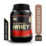 Optimum Nutrition (ON) 100% Whey Gold Standard Powder - Chocolate Malt 2 lb