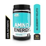 Optimum Nutrition (ON) Amino Energy Blueberry Mojito 30 Servings 270 gm