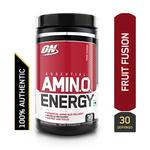 Optimum Nutrition (ON) Amino Energy Fruit Fusion 30 Servings 270 gm