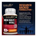 MuscleXP Men Daily Vital Sports Tablets 90's