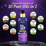 St.Botanica 10-in-1 Bioactive Hair Oil 200 ml