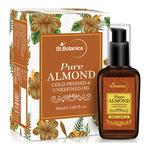St.Botanica Pure Almond Coldpressed Oil & Unrefined Oil 50 ml