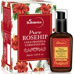 St.Botanica Pure Rosehip Coldpressed & Unrefined Oil 50 ml