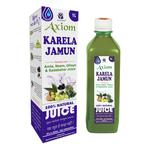 Axiom Jeevan Ras Karela Jamun Juice 1 ltr