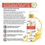 Mom & World Nourishing Body Oil for Mother 200 ml