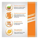 Naturolax-A Orange Flavour Isabgol Powder 100 gm