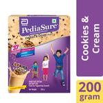 Pediasure Kids Nutrition Health Drink - Cookies & Cream 200 gm